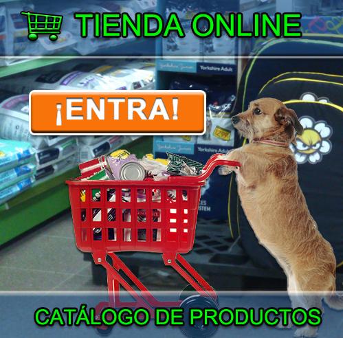 Entra En  Nuestra Tienda Online