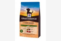 Hill's Adult Large Breed ideal balance 12Kg  (3,74€ Kg)