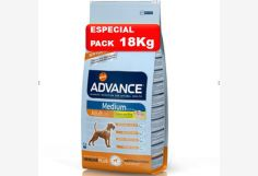 Advance Medium Adult 18Kg