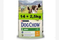 Dog Chow Adult Pollo 14+2.5= 16,5kg