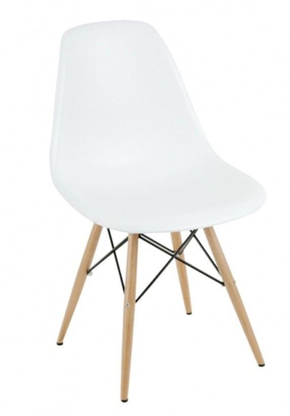 Octopus White Chair Indoor Furniture M2