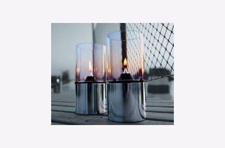 Juego de lámparas de petróleo Stelton