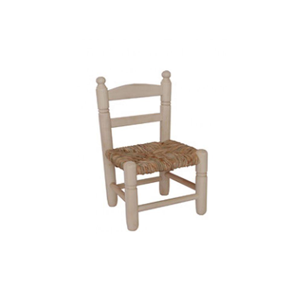 Silla infantil for Medidas sillas ninos