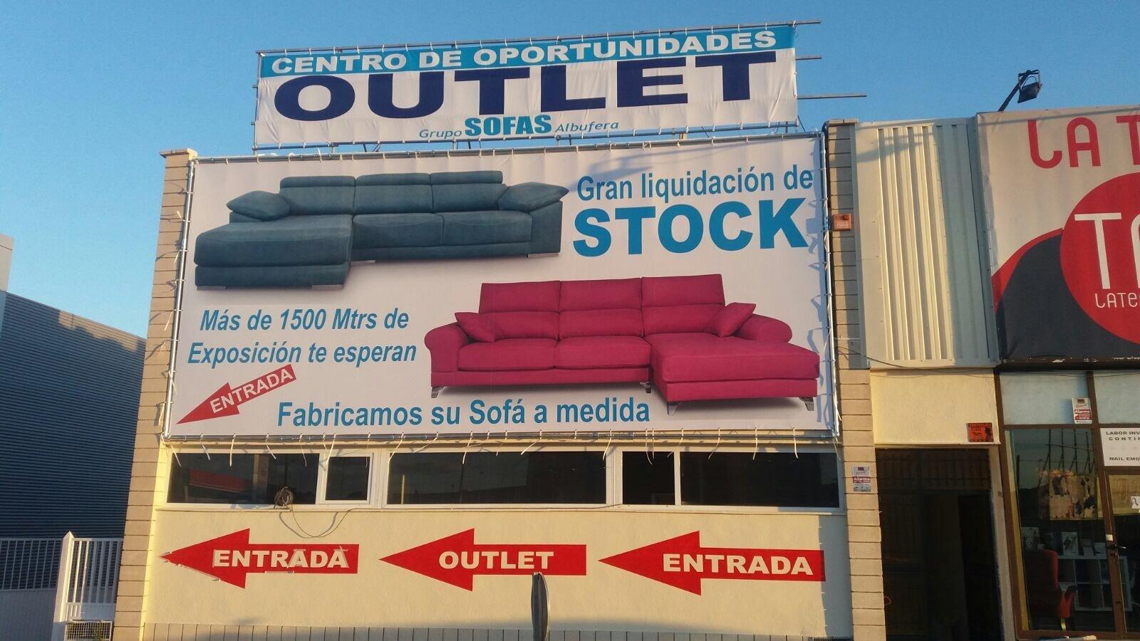 Sofas valencia alfafar elegant tresillos with sofas for Ofertas de tresillos