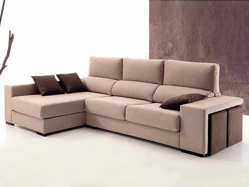 Sof s con chaise longue sof s albufereta valencia - Muebles valencia alfafar ...