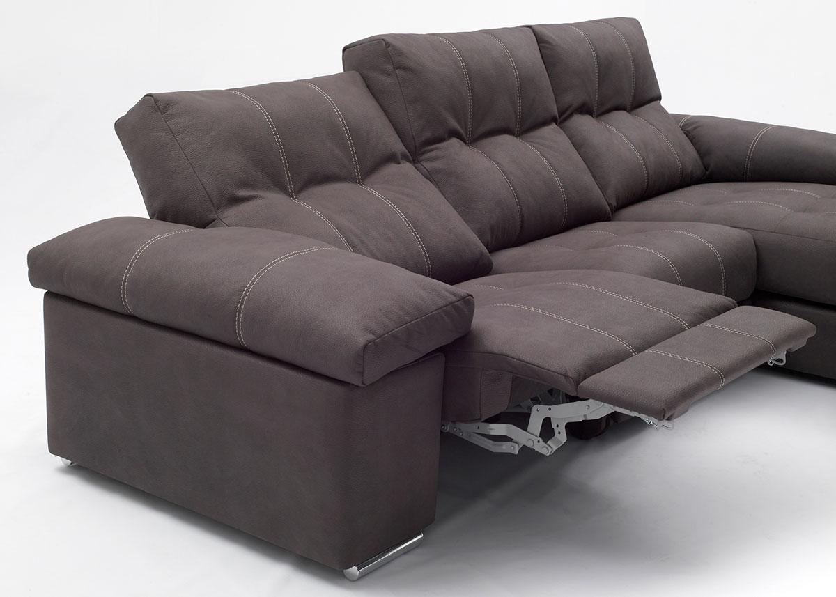 Sof s con chaise longue sof s albufereta valencia - Sofas diseno valencia ...