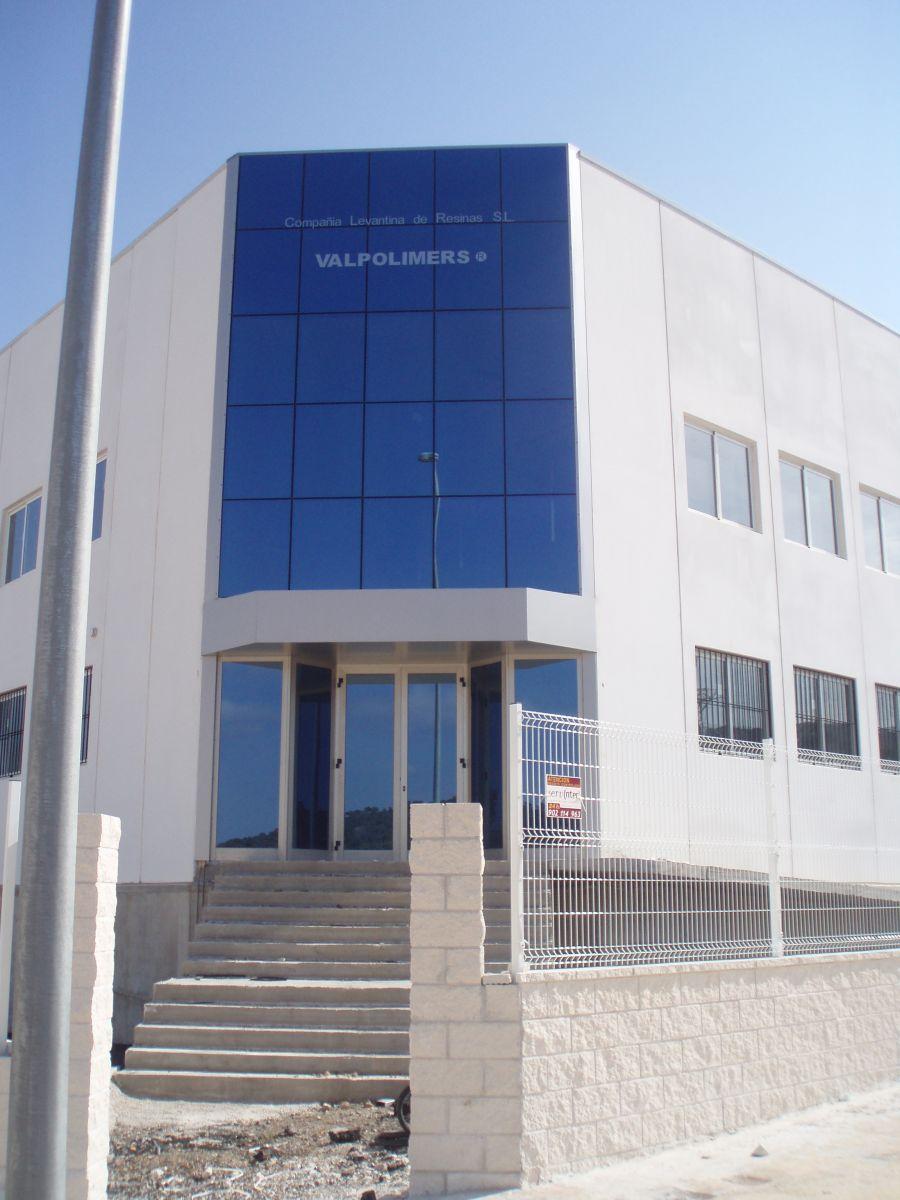 Oficinas valpolimers vilamarxant valencia empresa de for Oficinas ibercaja valencia