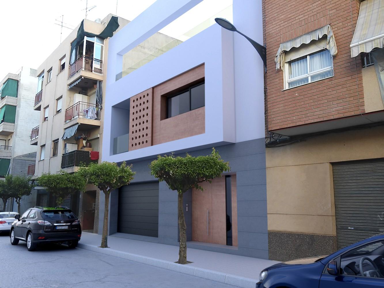 Vivienda Medianera Al2 Residencial Nu O Arquitectos
