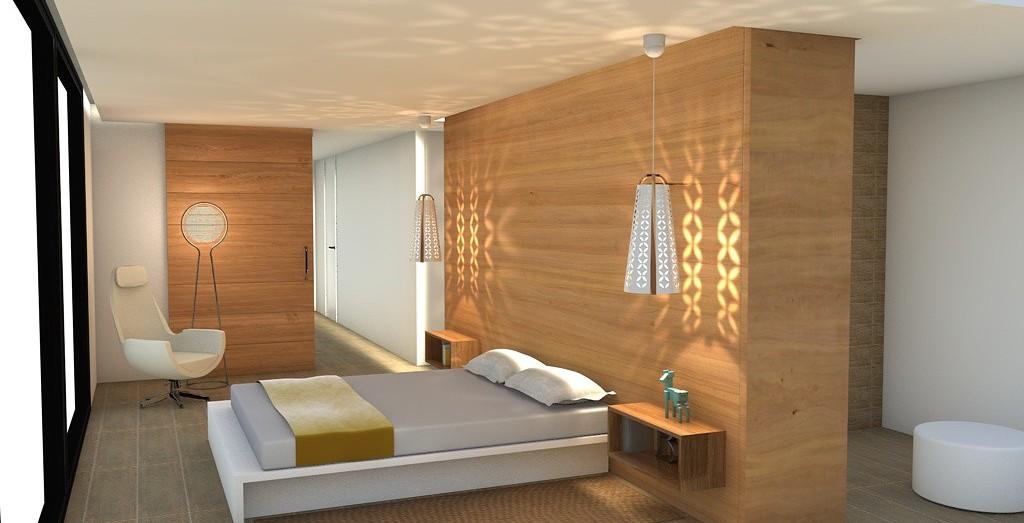 Vivienda aislada lq1 nu o arquitectos arquitectura - Forma interiorismo ...