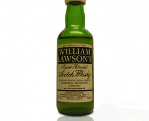 whisky william lawson´s